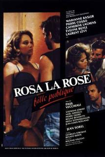 Rosa la rose, fille publique  - Rosa la rose, fille publique