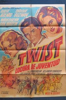 Twist locura de la juventud