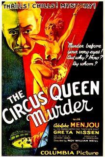 Případ komisaře Colta  - Circus Queen Murder, The