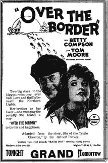 Over the Border  - Over the Border