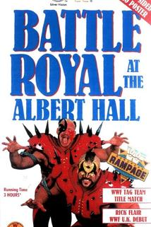 WWF Battle Royal at the Albert Hall