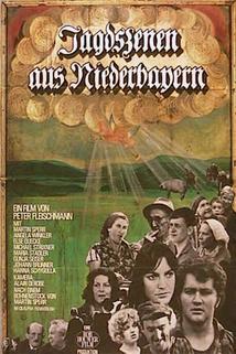 Lovecké výjevy z Dolních Bavor