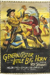 General Custer at Little Big Horn