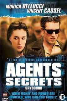 Tajní agenti  - Agents secrets
