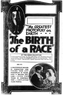 The Birth of a Race