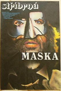 Stříbrná maska