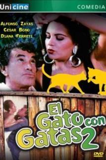 Gato con gatas II, El