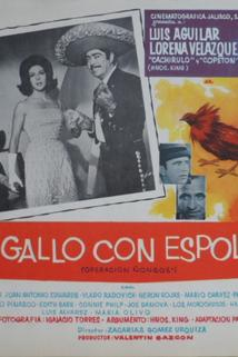 Gallo con espolones (Operación ñongos), Un