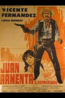 Juan Armenta, el repatriado