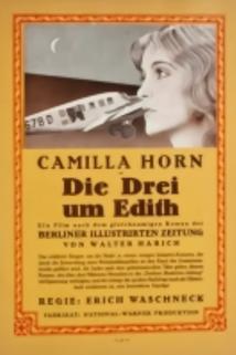 Drei um Edith, Die