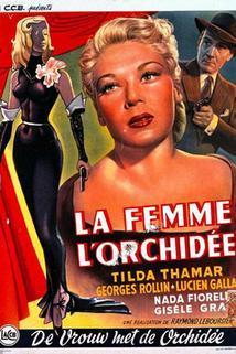 Femme à l'orchidée, La