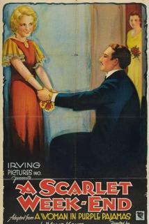 A Scarlet Week-End
