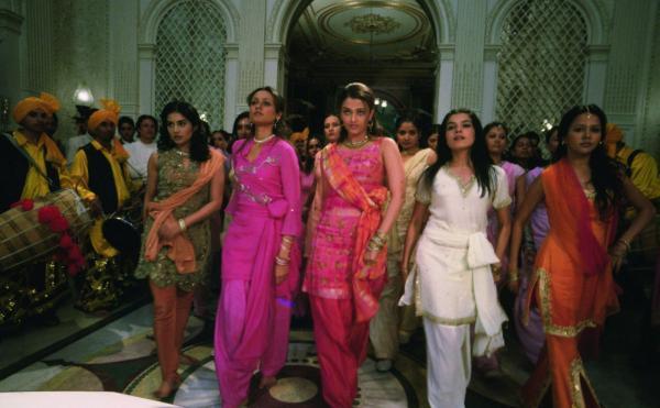 Moje velká indická svatba