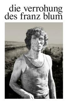 Verrohung des Franz Blum, Die