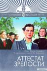 Zkouška dospělosti (1954)