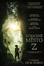Plakát k filmu: Ztracené město Z