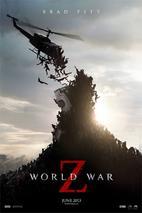 Plakát k filmu: Světová válka Z