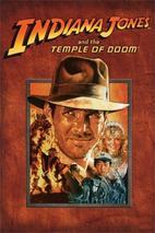 Plakát k filmu: Indiana Jones a Chrám zkázy