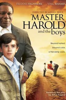 Pán Harold a kluci