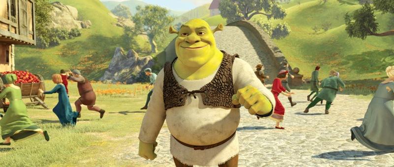 Shrek: Zvonec a konec