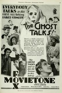 The Ghost Talks