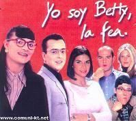 Ošklivka Betty  - Yo soy Betty, la fea