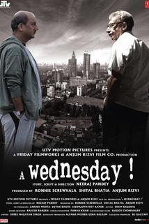A Wednesday  - A Wednesday
