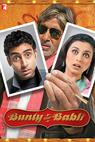 Plakát k filmu: Bunty a Babli
