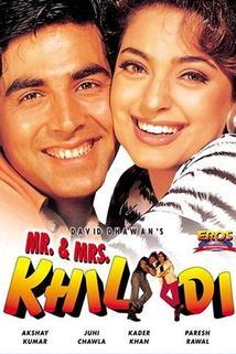Mr. & Mrs. Khiladi
