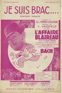 Affaire Blaireau, L'