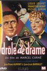 Drôle de drame ou L'étrange aventure du Docteur Molyneux (1937)