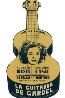 Guitarra de Gardel, La