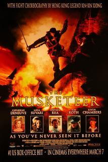 Mušketýr  - The Musketeer