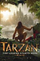 Plakát k filmu: Tarzan