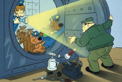 Scooby-Doo a Scrappy-Doo