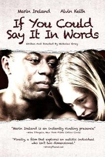 If You Could Say It in Words  - If You Could Say It in Words