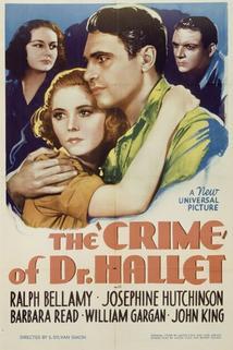 The Crime of Dr. Hallet