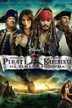 Plakát k filmu: Piráti z Karibiku: Na vlnách podivna 3D