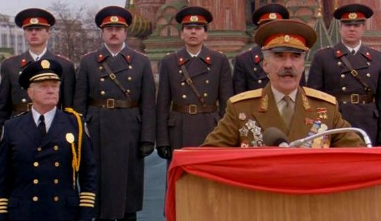 Policejní akademie 7: Moskevská mise