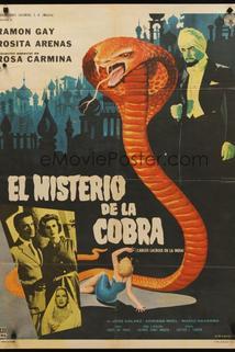 Misterio de la cobra (Carlos Lacroix en la India), El