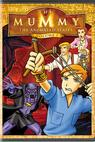 Mummy, The: The Animated Series: Deep Blue Sea, The