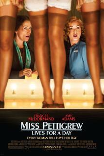 Velký den slečny Pettigrewové  - Miss Pettigrew Lives for a Day