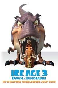 Plakát k filmu: Doba ledová 3: Úsvit dinosaurů