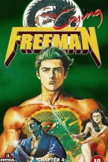 Crying Freeman 4: Oshu Tôgoku