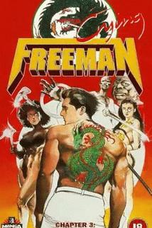 Crying Freeman 3: Hiyoku renri