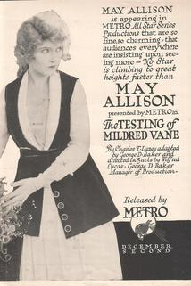 The Testing of Mildred Vane