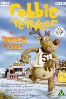Sob Robbie a Velké sobí hry  - Hooves of Fire