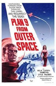 Plan 9 from Outer Space  - Plan 9 from Outer Space