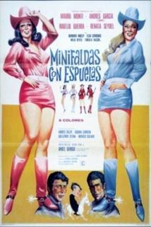 Minifaldas con espuelas  - Minifaldas con espuelas