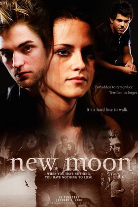 Twilight sága: Nový měsíc